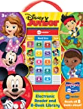 Me Reader 8Bk 3in Disney Junior