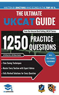 Amazon com: The UKCAT Study Guide: How To Score In The Top