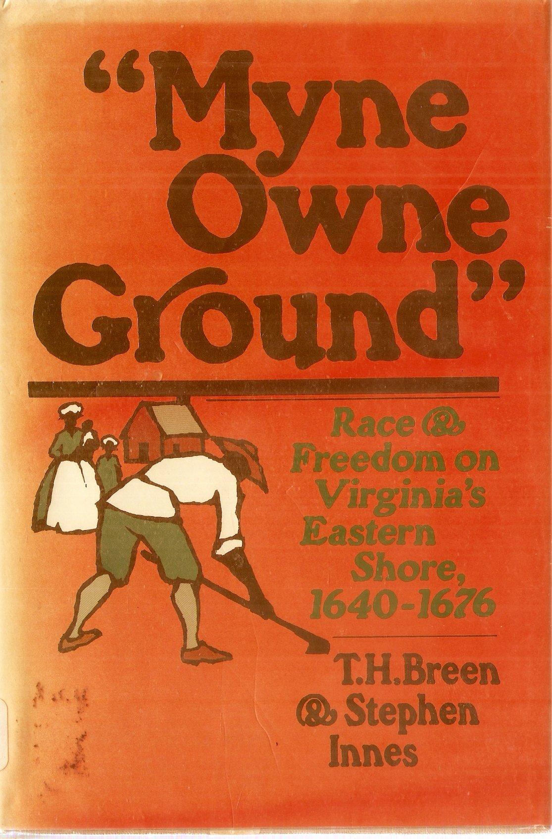 myne owne ground