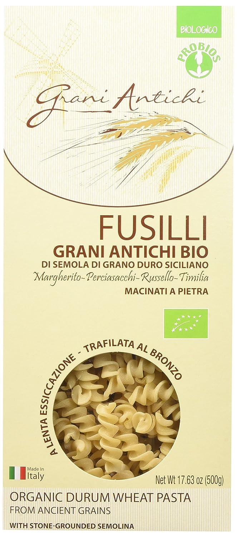 Probios Rigatoni, Pasta de Sémola de Trigo Duro - 10 Paquetes x 500 gr - Total: 5000 gr: Amazon.es: Alimentación y bebidas