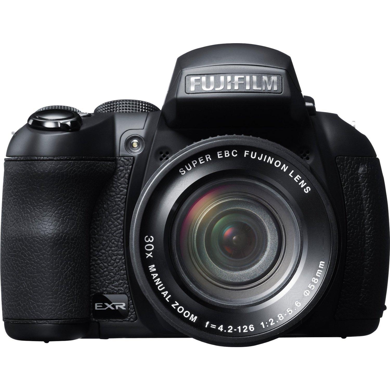Fujifilm FinePix HS30EXR Digital Camera + Case and 32GB: Amazon.co.uk:  Camera & Photo