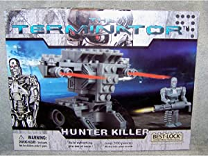 Best-Lock Building Set 2012 The Terminator Hunter Killer Set