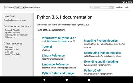 python 3 7 tutorial