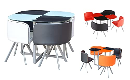 Amazon Red Space Saver Kitchen Table