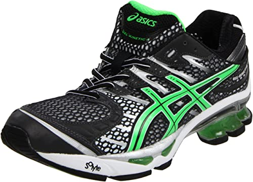 83b47fe3d17 ASICS - Mens Gel-Kinetic 4 Running Shoes