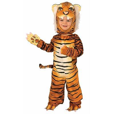 Forum Novelties Children's Plush Tiger Costume: Toys & Games