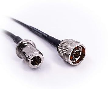 Amazon.com: Cable Assemblies Now - Genuine LMR-240 3 Foot ...