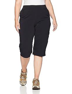 509aead43df Columbia Women s Plus Size Just Right Ii Capri at Amazon Women s ...