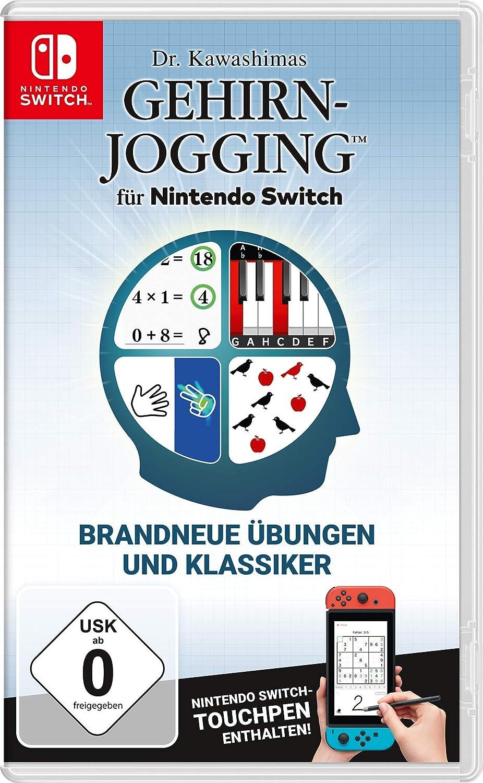 Dr. Kawashimas Gehirn-Jogging - [Nintendo Switch] [Importacion ...