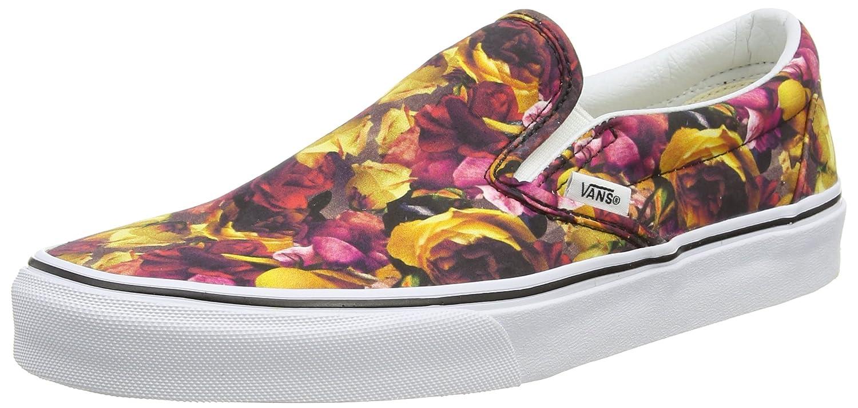 Vansu Classic Slip-on Digi Floral - Zapatillas Mujer 37 EU