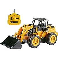 Top Race Excavadora de Construcción con Control Remoto