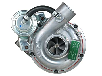 NEW OEM IHI RHF5 Turbocharger Holden Isuzu Rodeo 4JH1-TC Engine