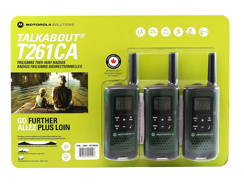 Motorola Two Way Radios Canada