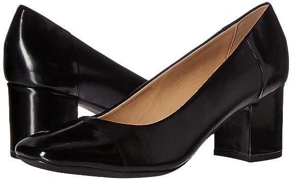 Chaussures ᅵ talon, couleur Noir , marque GEOX, modÚle