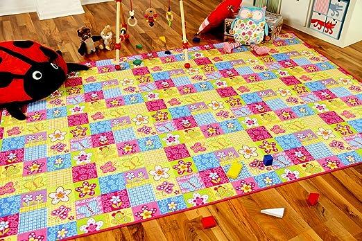 Juego de mesa de diseño de patchwork De colour rosa en 24 tamaños, 05) 80x400 cm: Amazon.es: Hogar