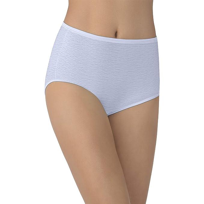 7f076ba7f615 Amazon.com: Vanity Fair Women's Underwear Illumination Brief Panty 13109:  Clothing