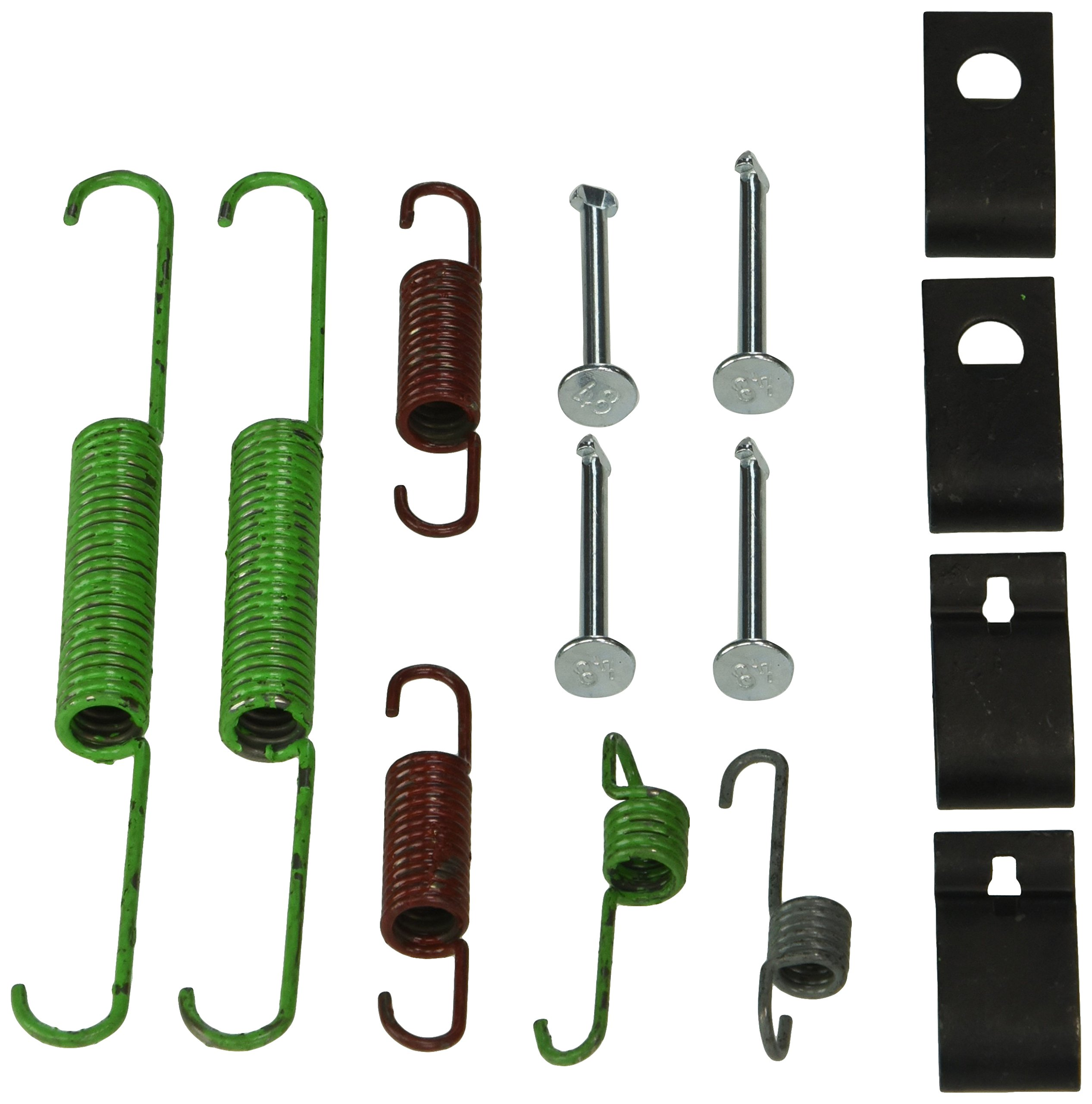 Carlson Quality Brake Parts 17325 Brake Combination Kit by Carlson