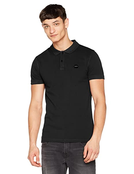 88cf78dd472 BOSS Men s Prime Polo Shirt  Amazon.co.uk  Clothing