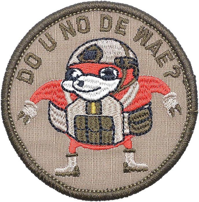 Top 10 Ninja Squirrel Patrol Patch