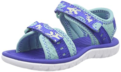 c2b3d5dc3904e0 Clarks Girls  Surfing Skies Sling Back Sandals  Amazon.co.uk  Shoes ...