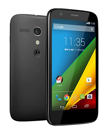 Moto G 4g Sim Free Smartphone Black Discontinued Amazon