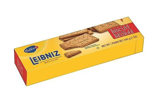 Bahlsen Leibniz Cookies, 7 Ounce