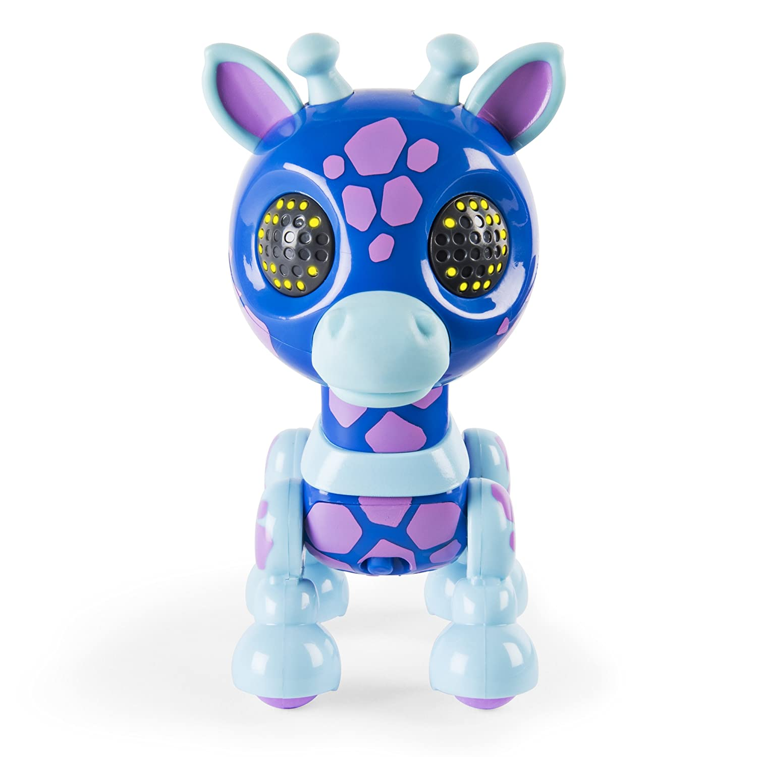 Zoomer Zupps Interactive Giraffe with Lights Sounds and Sensors ~ Rafa