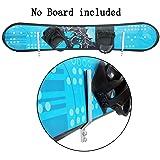 YYST Snowboard Storage Rack Wall Mount - Hardware