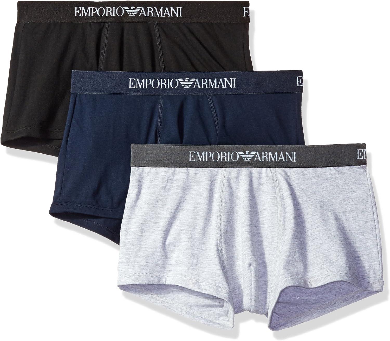 Emporio Armani Bañador (Pack de 3) para Hombre