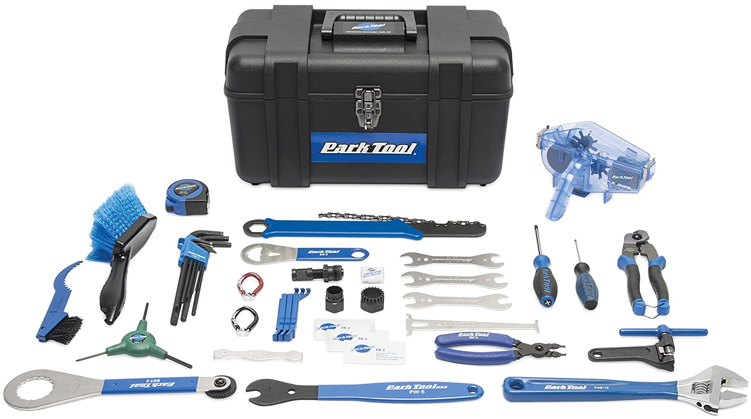ParkTool ak-3 Advanced kit meccanico 2018 Tool Park Tool QKAK3