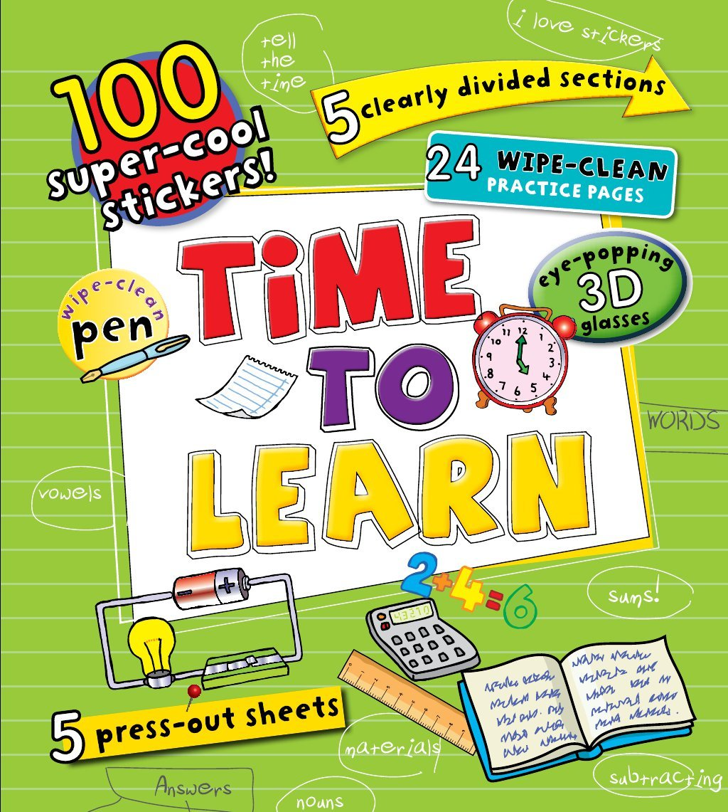 Download Time to Learn - The Ultimate Activity Work Station pdf epub
