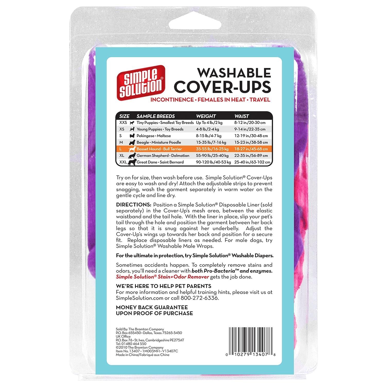 Amazoncom  Simple Solution Washable Diaper CoverUps Large - Us zip code kml