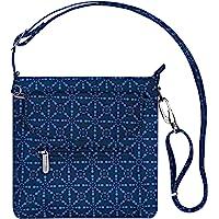 Travelon Anti-Theft Classic Mini Shoulder Bag Black Size: One Size