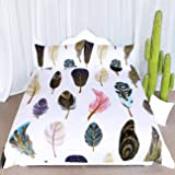Elephant Bedding Set Duvet Cover Bed Cover Queen And King Size 3 Pcs Set