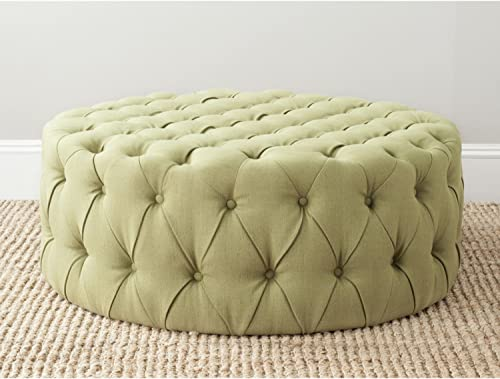 Safavieh Mercer Collection Charlene Ottoman