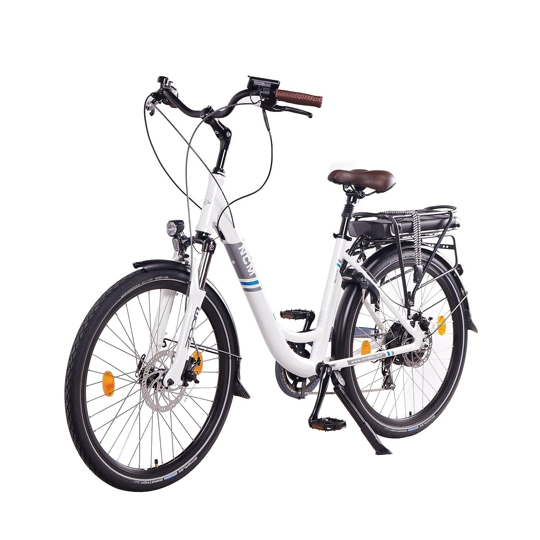 NCM Munich 36V Bicicleta eléctrica de paseo 26