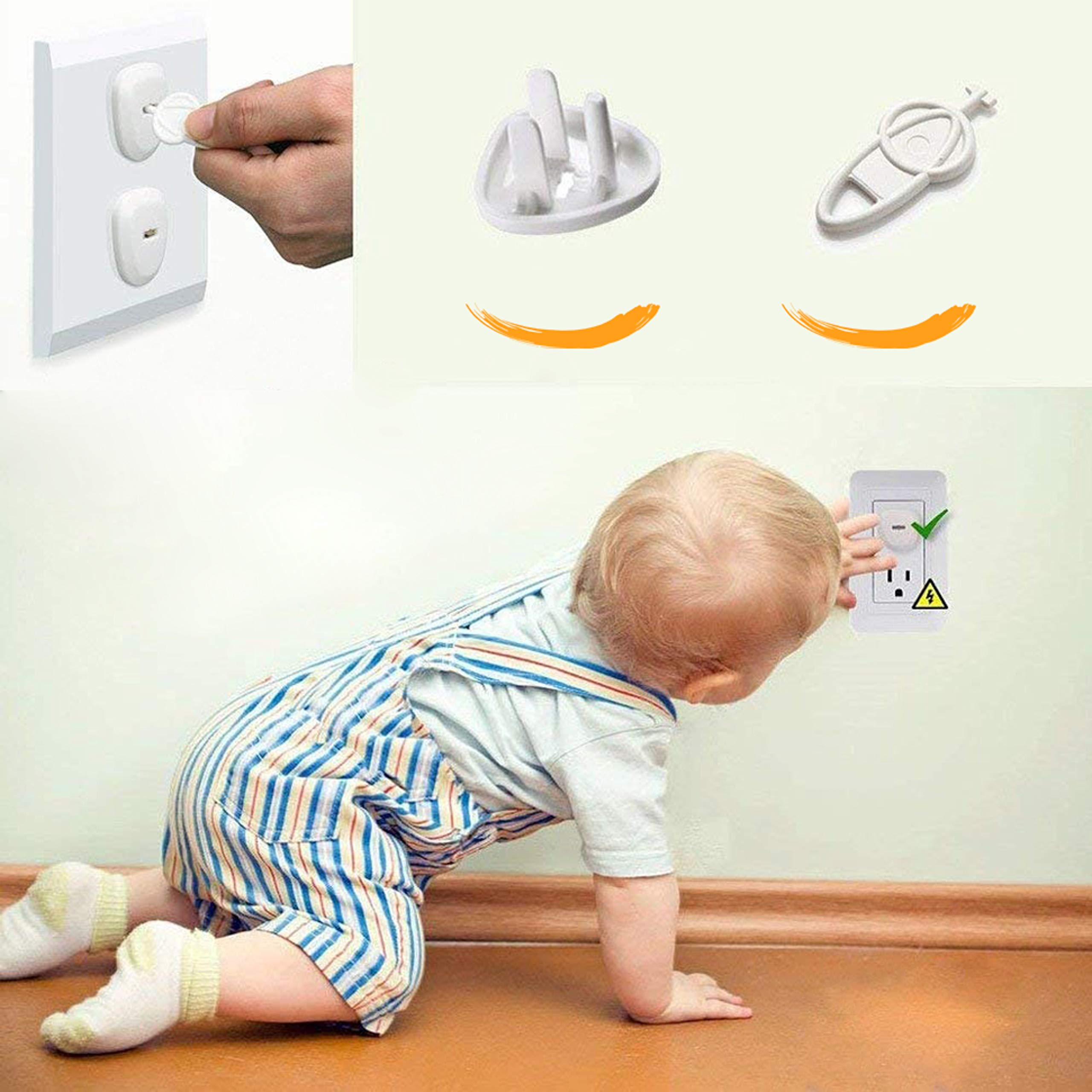 Cabinet Locks Child Safety Latches - Invisible Design | Child Proof Drawer Locks for kids | Baby Proofing Locks for Drawers Cabinets and Closets (12 Pack) - 3M Adhesive, NO Tools NO Drill, By Nivlle by Nivlle (Image #6)