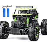 RC Car, NQD Remote Control Monster Truck, 2.4Ghz 4WD Off Road Rock Crawler Vehicle, 1:16 All Terrain Rechargeable…