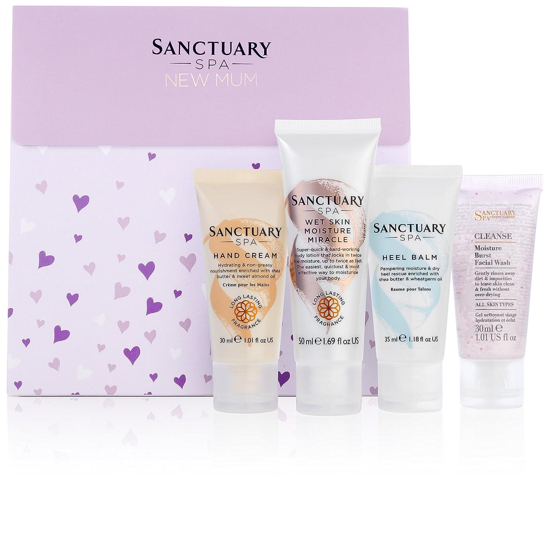 Sanctuary Spa New Mum Pamper Bag Amazoncouk Beauty