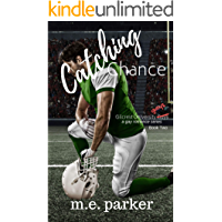 Catching Chance (Gilcrest University Guys Book 2) book cover