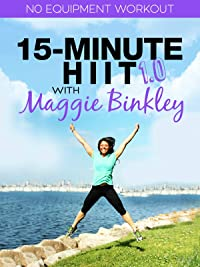 15 Minute HIIT Workout Maggie Binkley product image