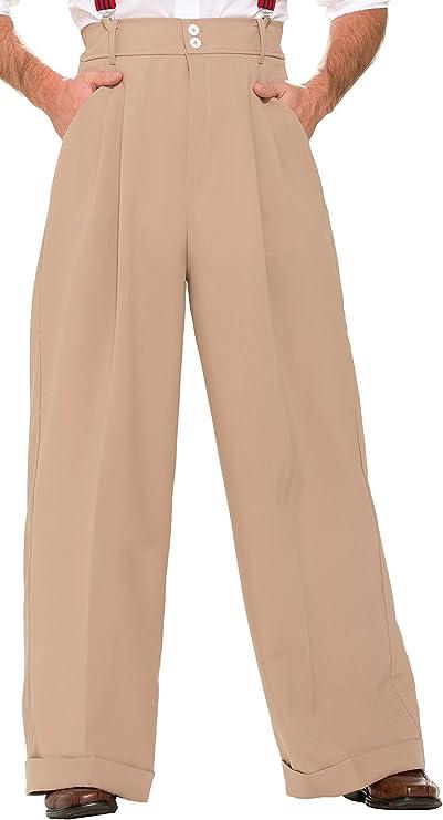 Forum Novelties Men's Roaring 20's Deluxe Pants