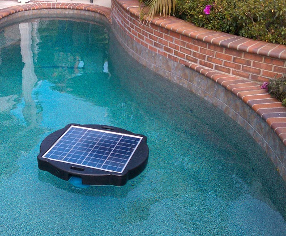 Exceptionnel Amazon.com : Natural Current Water Products NCSF10K Savior 10000 Gallon  Solar Pool And Spa Pump And Filter System, Solar Pool Filter Pump :  Swimming Pool ...