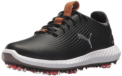 cd72db3657b0d2 PUMA Golf Boys  Ignite Pwradapt Golf Shoe