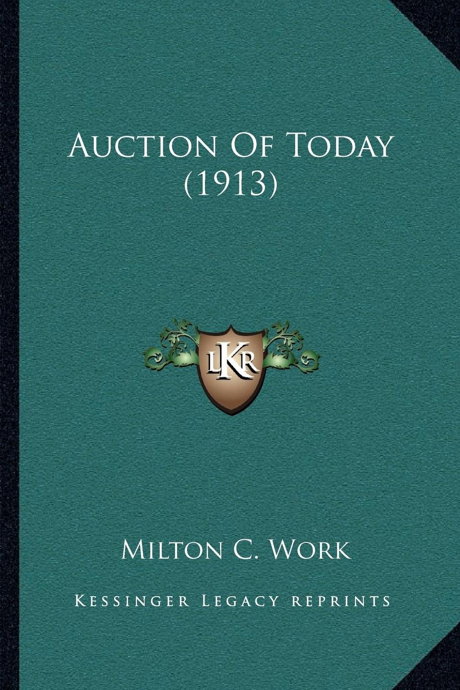 Read Online Auction Of Today (1913) ebook
