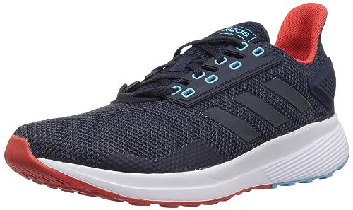 sports shoes 90d39 9120f adidas Originals - Duramo 9 Mujer, Azul (Legend Ink Legend Ink Trace Blue),  10 B(M) US  Amazon.es  Zapatos y complementos