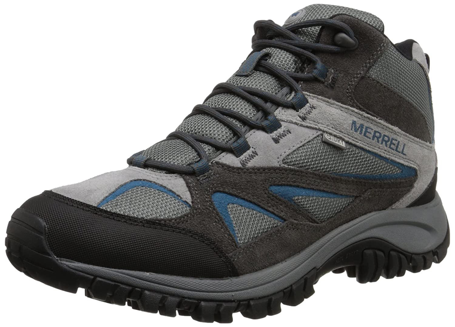 a2325e49e82 Merrell Phoenix Bluff Mid Waterproof Hiking Shoe: Amazon.co.uk ...