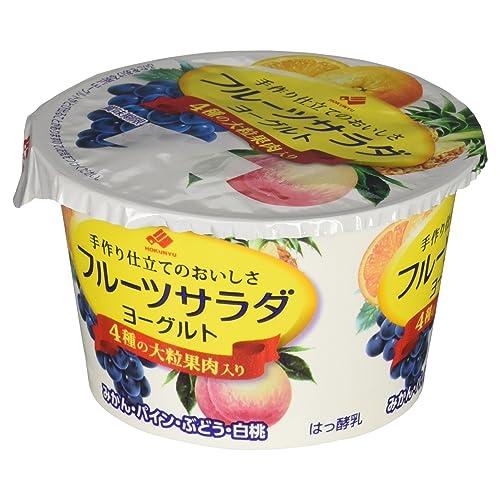 北海道乳業 フルーツサラダヨーグルト
