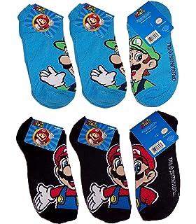 [6-Pack] Nintendo Super Mario & Luigi