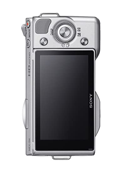 Amazon.com: Sony NEX-5 N 16,1 Mp Compact lentes ...